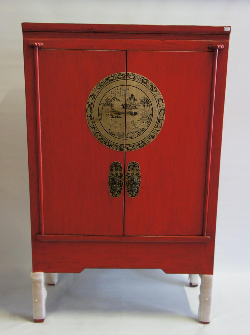 chinesischer schrank rot china schrank hochzeitsschrank asiatisch ebay. Black Bedroom Furniture Sets. Home Design Ideas